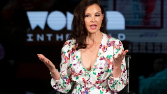 Actress Ashley Judd Shattered Her Leg In The Congo And Endured A Nightmare Trip To The ICU
