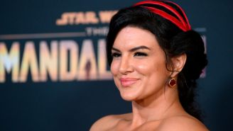 Gina Carano Fired From 'Star Wars: The Mandalorian' Over Controversial Social Media Posts