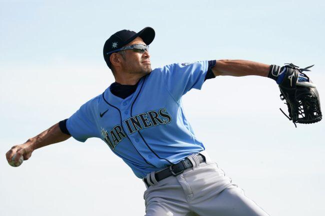 Ichiro Spring Training