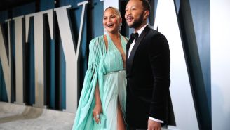 Chrissy Teigen Roasted For 'Unrelatable' And 'Tone-Deaf' Tweet About Accidentally Buying $13,000 Bottle Of Wine