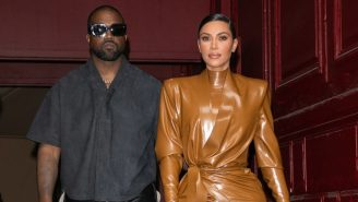Kim Kardashian Files For Divorce From Kanye West, But There Is No Contention