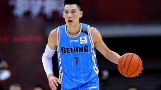 Jeremy Lin Says He's Been Called 'Coronavirus' On The Court By Racist Players