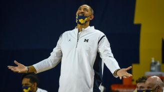 Juwan Howard Wants To Get Michigan Back On The Court So Badly That He Is Willing To Play Wisconsin On A Playground