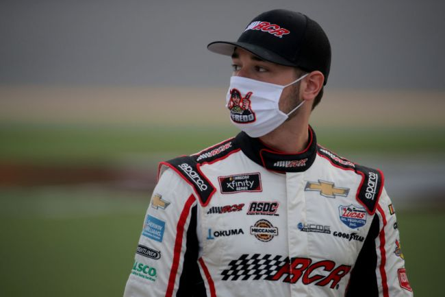 Anthony 'Fast Pasta' Alfredo Is The Daytona 500 Driver You Should Be Rooting For This Weekend