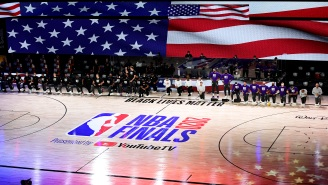 The NBA Will Force All Teams To Play The National Anthem Before Games Following Mark Cuban's Controversial Decision