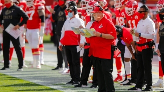 The NFL Hall Of Fame Just Got Its Most Depressing Artifact Yet, Courtesy Of Andy Reid