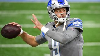 Matthew Stafford Reveals He Played Through A Lengthy Injury List During The 2020 Season