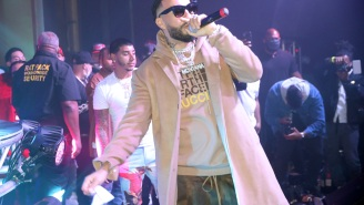 French Montana Must Be Feeling Good After Betting A Quarter-Million On Tom Brady And The Buccaneers