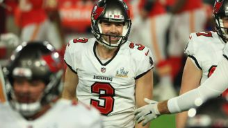 Buccaneers Kicker Ryan Succop Became The Most Relevant 'Mr. Irrelevant' With Tampa Bay's Super Bowl Victory