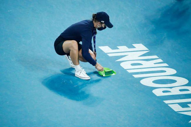 Ball Girl Aussie Open