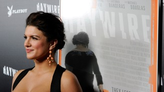 Gina Carano Says She's Not Backing Down To 'Totalitarian Mob',Working On New Movie Project After Getting Fired From 'The Mandalorian'