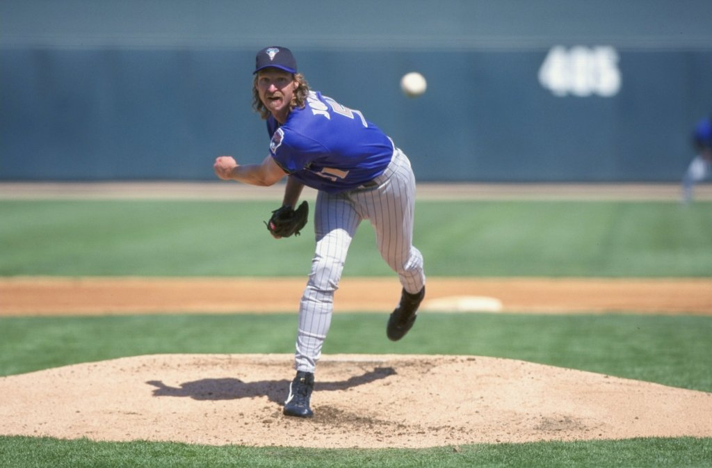 Randy Johnson pitcher