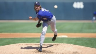 Randy Johnson Used To Keep A Bag Of Baseballs By His Bed To Throw At Robbers