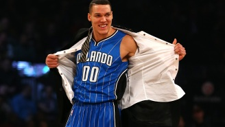 NBA Star Aaron Gordon Is Currently Dating Playboy's First Ever Seasonal Playmate Izabela Guedes