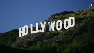 World Series Flasher Arrested For Changing Hollywood Sign To 'Hollyboob' As Protest Against Instagram's Censorship