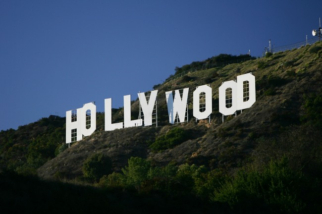 """On Monday, 'Shagmag' founder Julia Rose changed the Hollywood sign to 'Hollyboob,"""" a stunt she says was a statement intended to get Instagram's attention."""