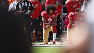 Former NFL LB Takeo Spikes Believes Colin Kaepernick Deserves A Statue For Sacrificing Career To Promote Social Justice Issues