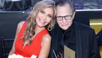 Larry King Writing A Secret Will Omitting His Estranged Wife Is One Way To Go Out With A Bang