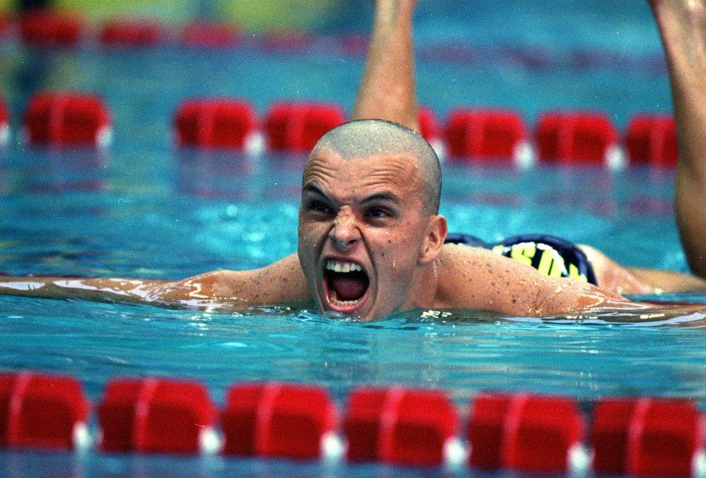 Scott Millier Australia swimmer