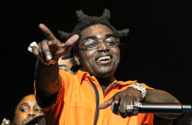 Kodak Black Clone Conspiracy Theory Goes Viral After He Looked Unrecognizable In First Public Appearance Following Pardon