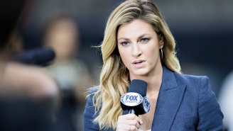 Erin Andrews Talking About Crushing Boston Market In Her 20s Is Food For The Soul