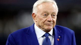 People Are Mad At Cowboys Owner Jerry Jones After His Gas Company Brags About 'Hitting The Jackpot' During Texas Freeze