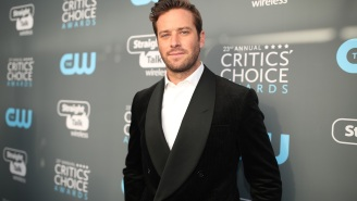 Armie Hammer's Agency And Publicist Dropped Him, And That's Never A Good Sign