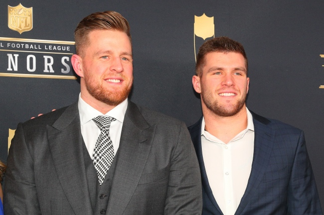 TJ Watt Is Openly Recruiting His Brother JJ Watt To Join The Steelers After He Was Released By Texans