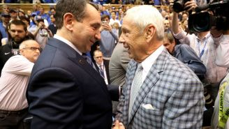 An Amazing 61-Year Streak Between Duke, North Carolina Basketball Will End On Saturday