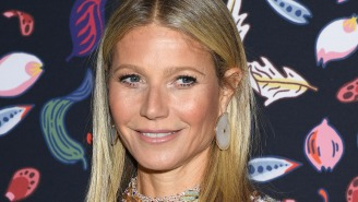 Gwyneth Paltrow Gets Dragged For Implying People Started Wearing Face Masks Because She Did