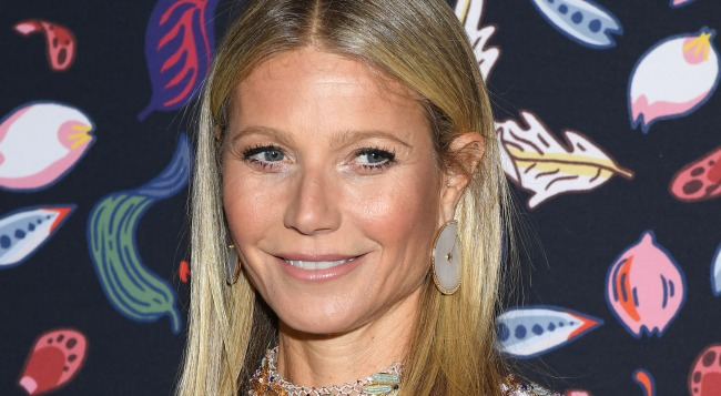 Gwyneth Paltrow Claims She Started Face Mask Wearing Trend Reactions