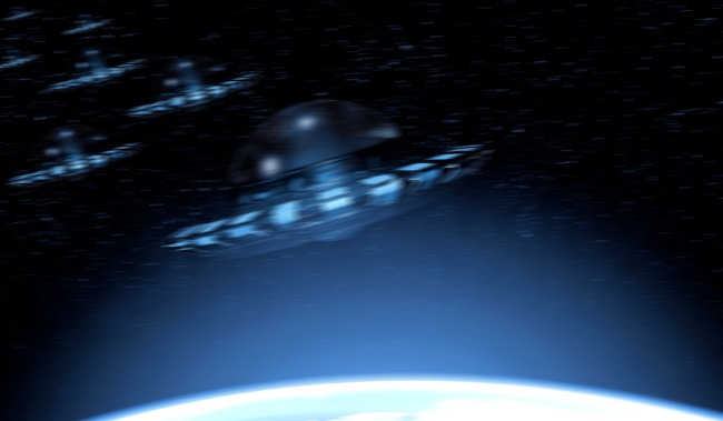 Harvard Top Astronomer Claims There Are Over A Quadrillion UFOs In Space