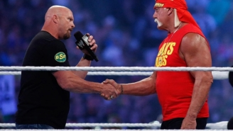 Here's One Of The Reasons Hulk Hogan And 'Stone Cold' Never Faced Off In The Ring – According To A Wrestling Legend