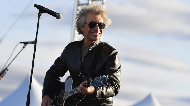 Inside The 20 Million Mansion Jon Bon Jovi Is Selling In New Jersey