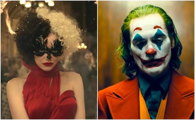 Joker Cruella memes