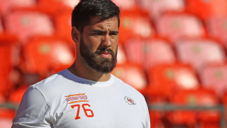 Chiefs Lineman Laurent Duvernay-Tardif Is Still Helping Combat COVID-19 In Canada As His Team Gears Up For Super Bowl LV