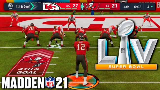 Madden NFL 21 Predicts The Winner Of 2021 Super Bowl LV