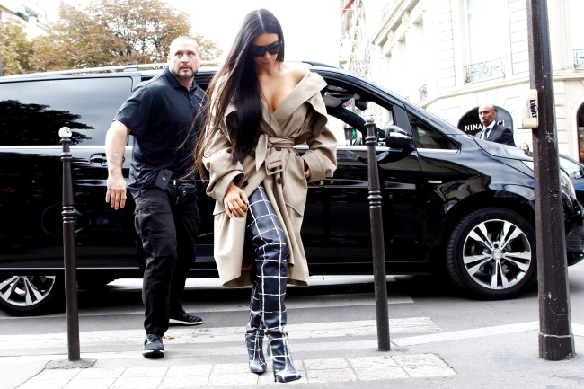 Man Accused Of Robbing Kim Kardashian In Paris Wrote A Book About It