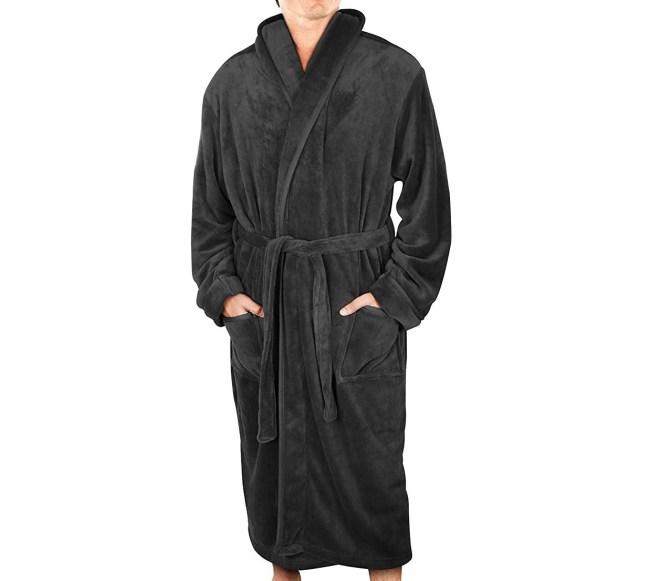 best mens bathrobes
