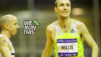 Meet The Guy Who Has Run A Mile Under 4 Minutes Every Year For 19 Straight Years