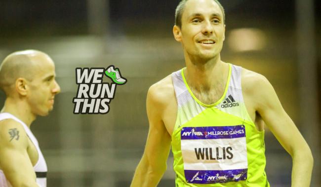 Nick Willis WRT