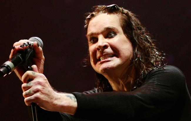 Ozzy Osbourne peeing alamo story