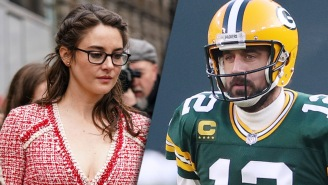 New Report Claims To Reveal Why Aaron Rodgers Was So Ready To Get Engaged To Shailene Woodley