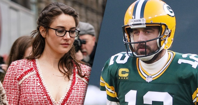 Report Why Aaron Rodgers Was Ready To Get Engaged To Shailene Woodley