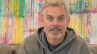 Colin Cowherd Provides An Update On His Health After Getting Rushed To The Emergency Room