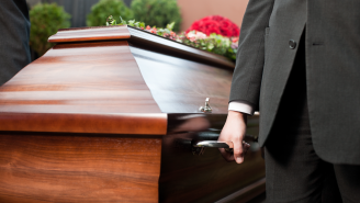 The Perks Of Being A Pallbearer