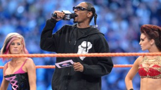 Snoop Dogg Smoked Out WWE Star Before Huge WrestleMania Match