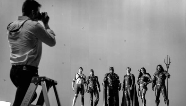 Snyder Cut Vanity Fair