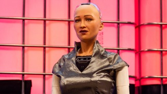 Sophia, The Creepy Talking Humanoid Robot, Is About To Go Into Mass Production So Our Days Are Officially Numbered