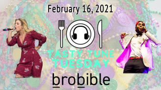 Tasty Tune Tuesday 2/16: The Thirteenth Edition Brings A Hint Of New Orleans To Your Snow Day